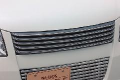 PALETTE ALLURE フロントグリル 1色ペイント メッキモール付