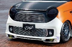 N‐ONE Premium用 ALLURE フロントハーフスポイラー 2色ペイント