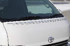 �T・�U型 ハイエース標準ボディ Crave ボンネットスポイラー 1色ペイント
