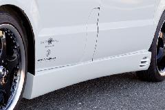 Summerキャンペーン中!!エブリーワゴン 5型 PZ系 ALLURE サイドステップ 1色ペイント