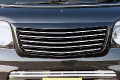 Summerキャンペーン中!!ALLURE S320Gアトレーワゴン フロントグリル 1色ペイント メッキモール付