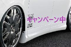 初売りキャンペーン中★Crave ZRR70/75G ヴォクシー 前期 サイドパネル 1色ペイント