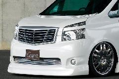 初売りキャンペーン中★Crave ZRR70/75G ヴォクシー 前期 フロントバンパービレット