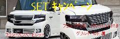Summerキャンペーン中!!ALLURE JF1/2 N BOX CUSTOM フロントグリル 1色ペイント メッキモール付+フロントバンパービレットSET