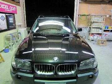 施工写真 BMW