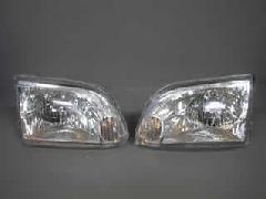 100S-001 最終型ワゴン ヘッドライト