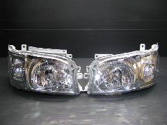 200H-001 クリスタルヘッドライト クロームインナー