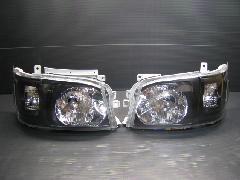 200H-002 クリスタルヘッドライト ブラックインナー