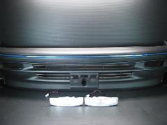 100C-006 中期型ワゴン バンパー&ウィンカー3点セット