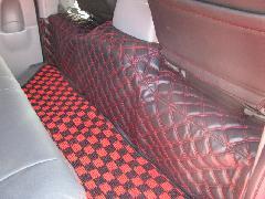 200I-005 200系 ナロー用 赤×黒シリーズ セカンドフロアカバー