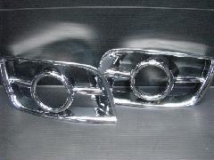 200I-008 200系 標準 フォグカバー クローム