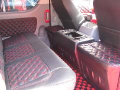 200W-001 200系ハイエース ワイド車用 セカンドテーブル