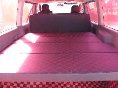 200I-015 200系ハイエース ナロー用 ベッドキット