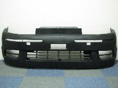 200W-002 200系ハイエース ワイド用 フロントバンパー 未塗装