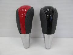 200I-017 200系ハイエース 赤×黒 シフトノブ