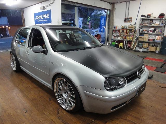 VW ゴルフ4 ワークマイスター