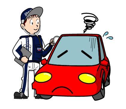 車の健康診断
