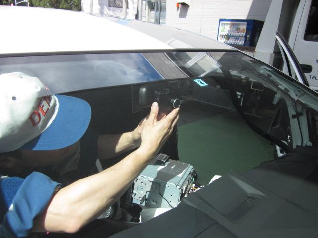 埼玉県深谷市のドライブレコーダー取り付け