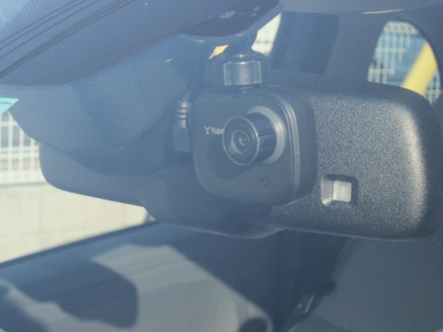 ユピテルドライブレコーダーDRY-mini1x取り付け