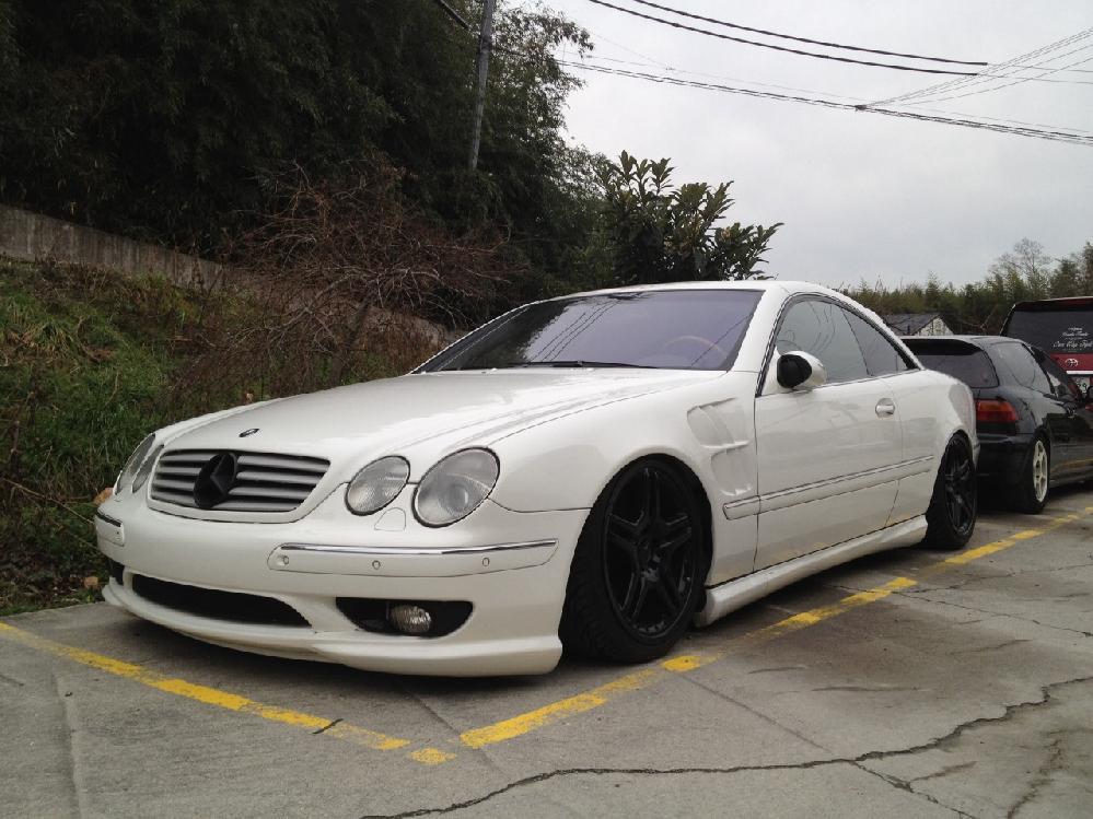 W215 AMG CL55