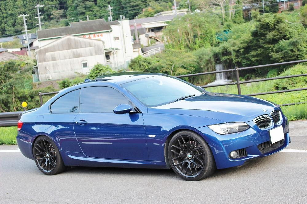 BMW E92 335i コーティング