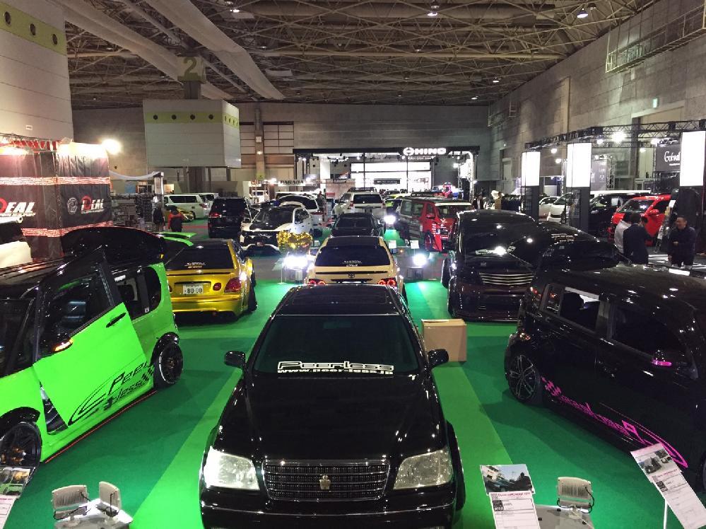 大阪オートメッセ 2017