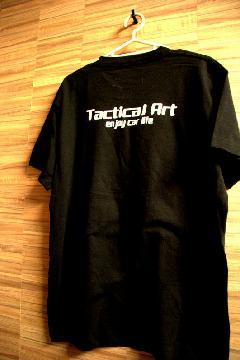 Tactical Art T-shirt