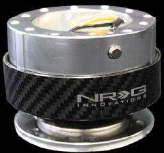 NRG クイックリリースボス カーボン  1.0