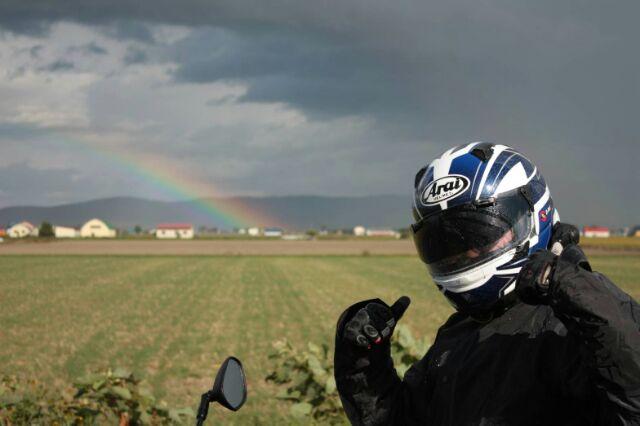 福島県の虹☆