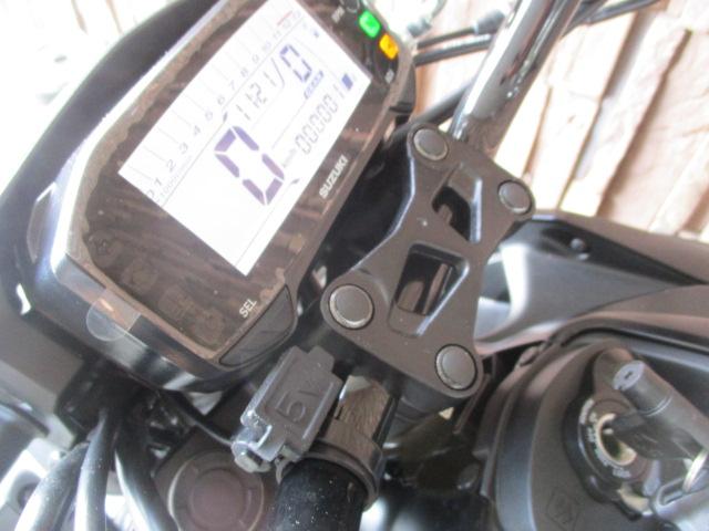 バイク用防水USB電源