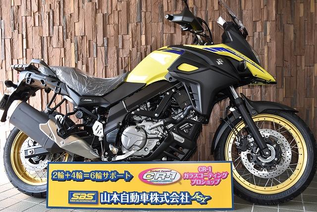 V-ストローム650X ABS