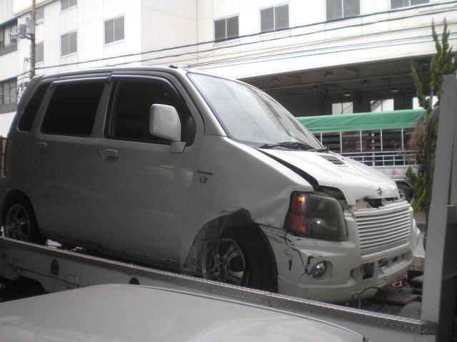 スズキ MC21S ワゴンR