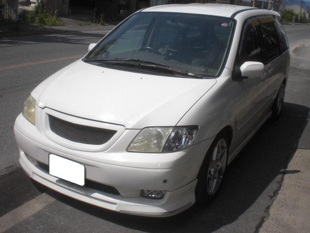 マツダ LW5W MPV