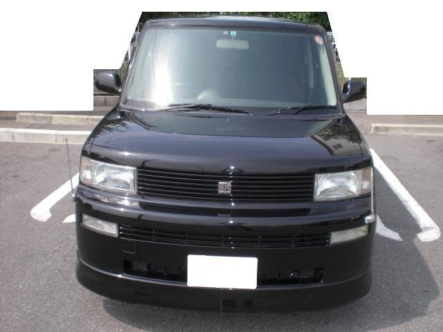 トヨタ NCP30 bB