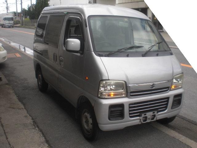 スズキ DA62V エブリィ