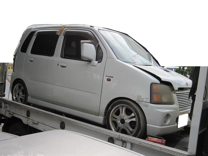 スズキ ワゴンR MC21S