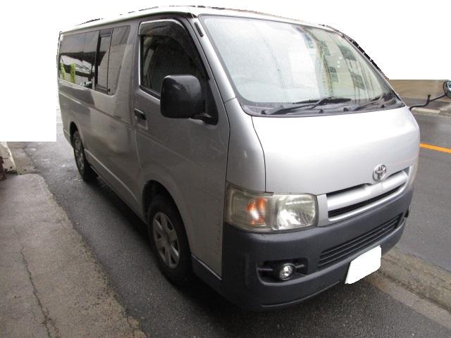 トヨタ ハイエース TRH200V