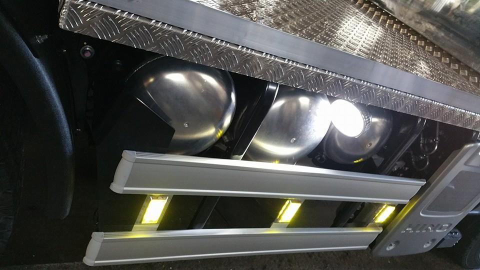 各種ランプ類 配線一式