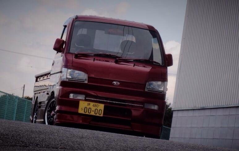 ハイゼット トラック ver2