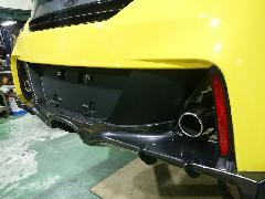 S660 デュアルマフラー
