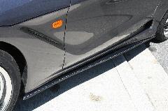 S660 サイドステップ カーボン