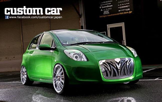 メインイメージ:custom car 01