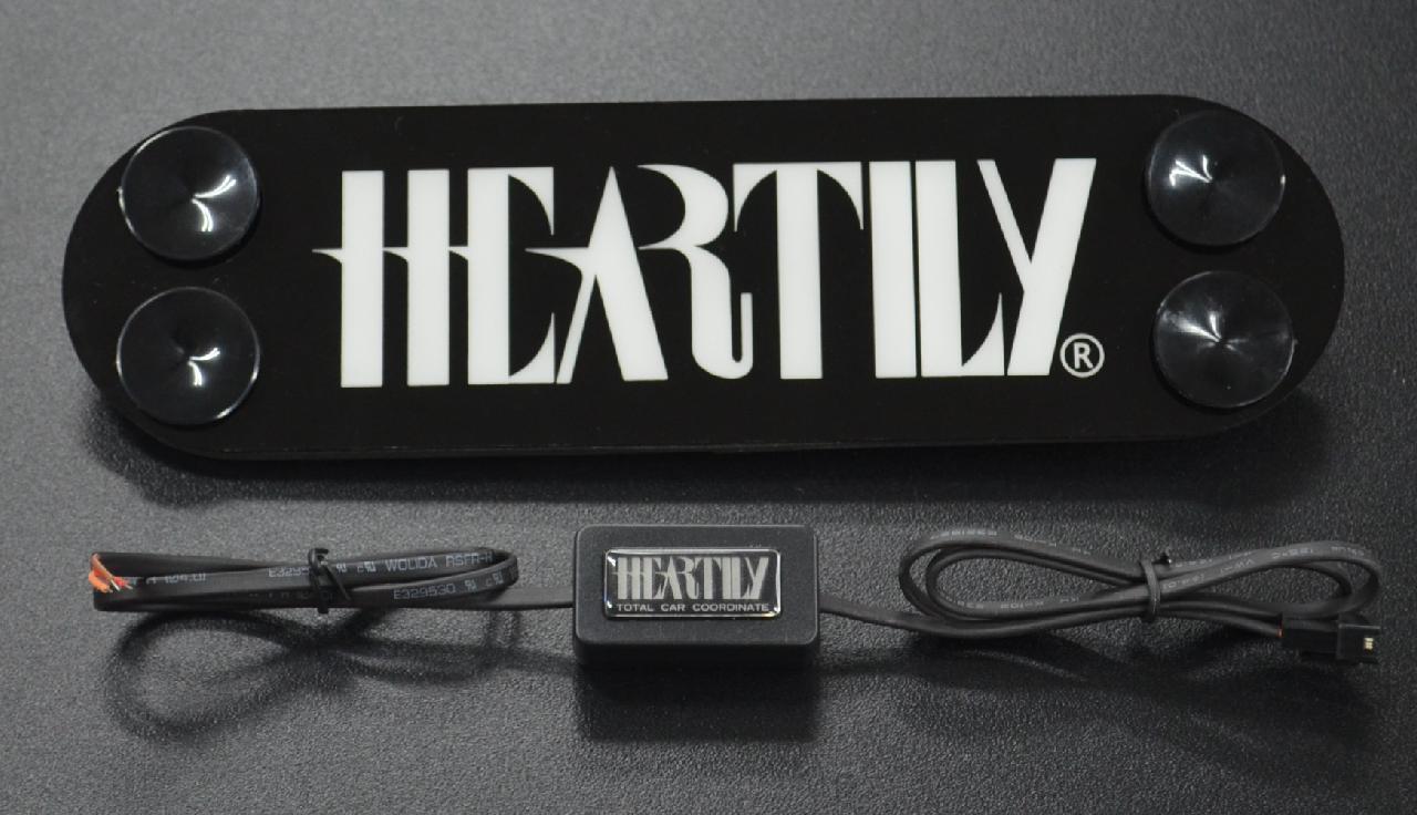 HEARTILY LEDロゴディスプレイ エブリイワゴン(DA17W)用