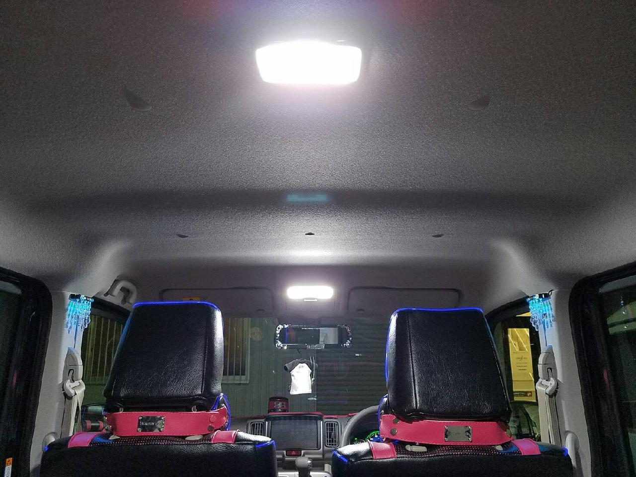 エブリィワゴン用(DA17W)COB面発光ルームランプ