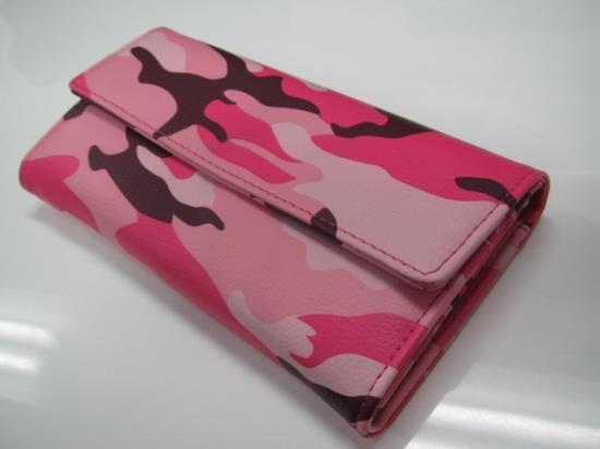 女性用 財布 ピンク