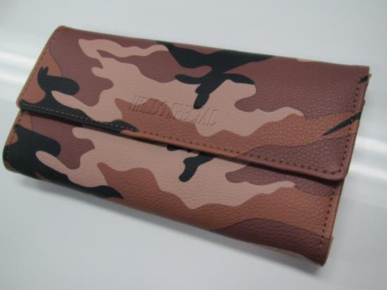 女性用 財布 ブラウン