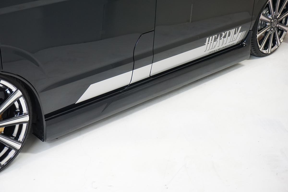 LS-LINE サイドステップ エブリィバン(DA17V)専用モデル