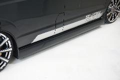LS-LINE サイドステップ エブリィワゴン(DA17W)専用モデル
