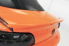 RX-8 ZENITH LINE       Trunk Spoiler(FRP)