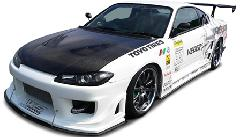 シルビア S15 Bonnet(CARBON)